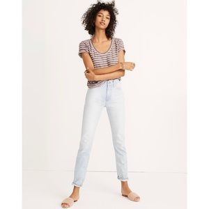 Madewell Perfect Vintage Jeans in Fitzgerald Wash